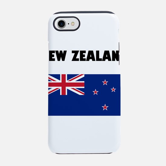 New Zealand iPhone 8/7 Tough Case