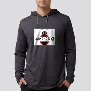 cute as a bug Long Sleeve T-Shirt