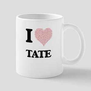 I Love Tate Mugs