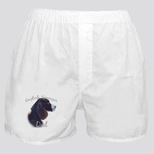 English Springer Dad2 Boxer Shorts