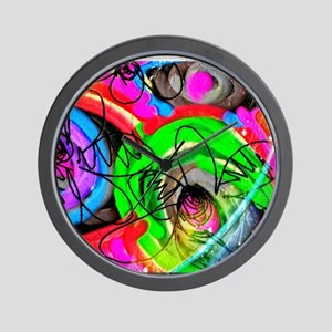 BEAUTIFUL & BRIGHT Wall Clock
