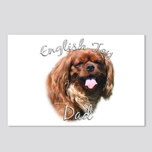 English Toy Dad2 Postcards (Package of 8)