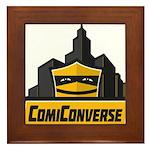 ComiConverse Branded Gear Framed Tile