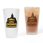 ComiConverse Branded Gear Drinking Glass