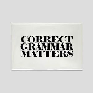 Correct Grammar Matters Magnets
