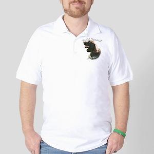 Field Spaniel Mom2 Golf Shirt