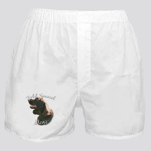 Field Spaniel Mom2 Boxer Shorts