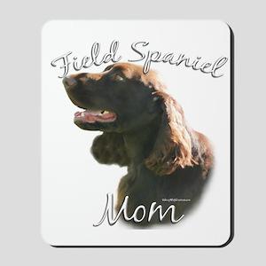 Field Spaniel Mom2 Mousepad