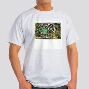 Swamp Thing Sighting Light T-Shirt