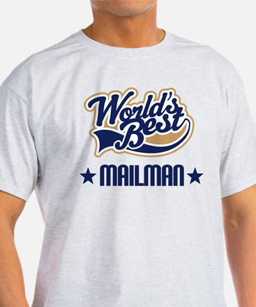 Cute Mailman T-Shirt