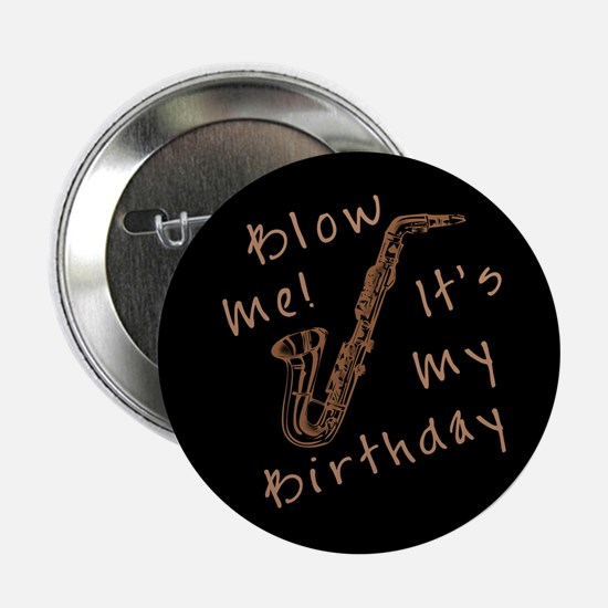 birthday horn blow me Button