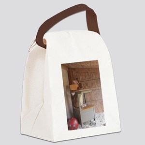 Flemish Giant Canvas Lunch Bag