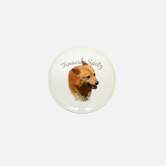 Spitz Dad2 Mini Button