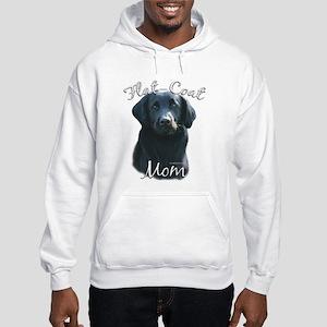 Flat-Coat Mom2 Hooded Sweatshirt