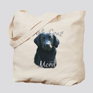 Flat-Coat Mom2 Tote Bag