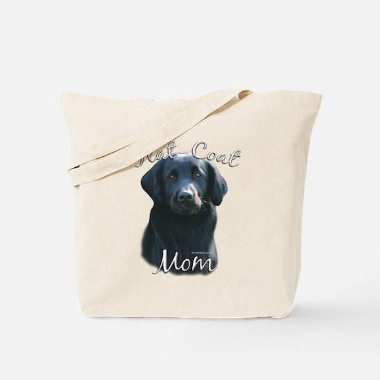 Flat-Coat Mom2 Tote Bag