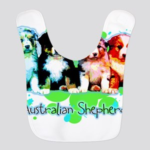 Aussie Pop Art Bib
