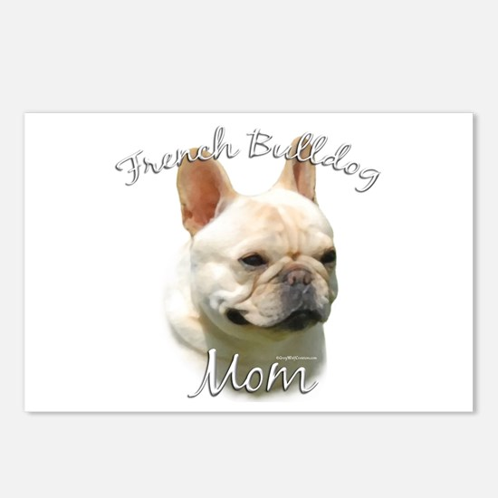 Frenchie Mom2 Postcards (Package of 8)