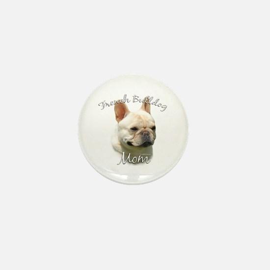 Frenchie Mom2 Mini Button