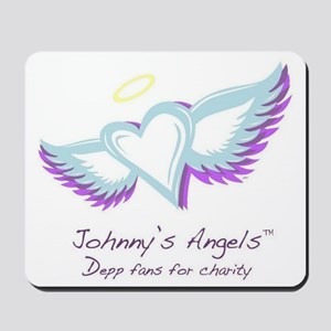 Johnny's Angels Mousepad 2008