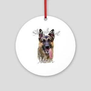 GSD Mom2 Ornament (Round)
