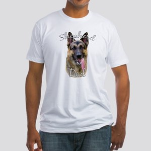 GSD Dad2 Fitted T-Shirt