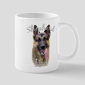 GSD Dad2 Mug