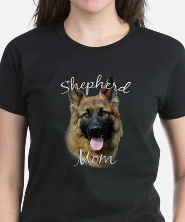 GSD Mom2 Women's Dark T-Shirt