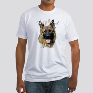 GSD Mom2 Fitted T-Shirt