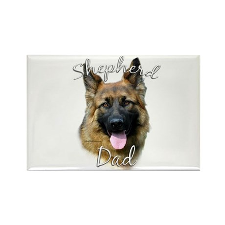 GSD Dad2 Rectangle Magnet