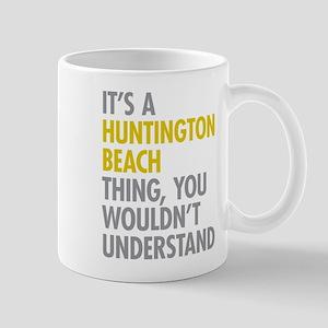 Huntington Beach Thing Mugs