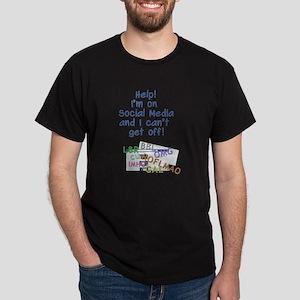 can't get off Facebook T-Shirt