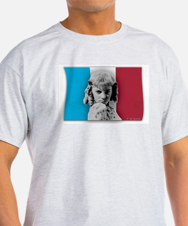 Nellie-Goes-To-France T-Shirt