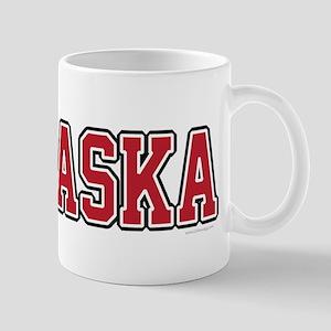 Nebraska Jersey Red Mug