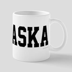Nebraska Jersey Black Mug