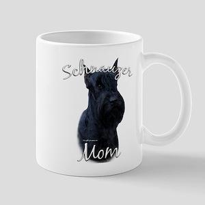 Schnauzer Mom2 Mug