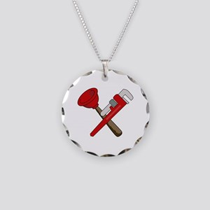 Plumbers' Tools Necklace