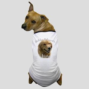Golden Mom 2 Dog T-Shirt