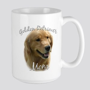 Golden Mom 2 Large Mug