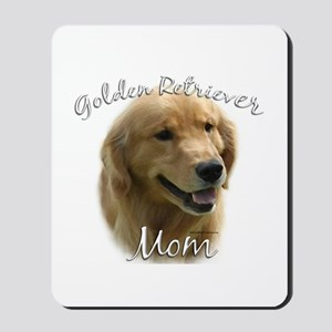 Golden Mom 2 Mousepad