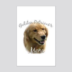 Golden Mom 2 Mini Poster Print