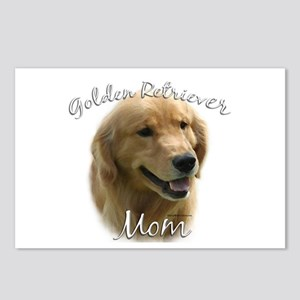 Golden Mom 2 Postcards (Package of 8)