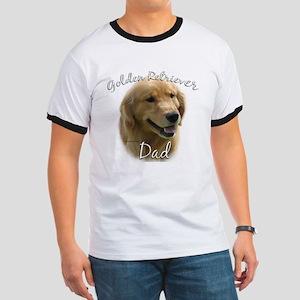 Golden Dad2 Ringer T