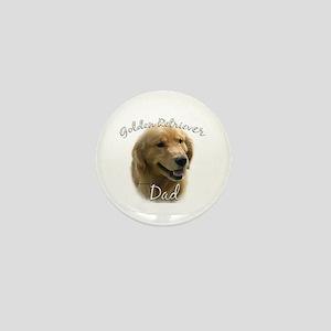 Golden Dad2 Mini Button