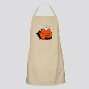 Black Cat & Witches Brew BBQ Apron