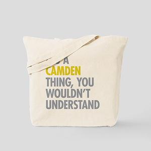 Camden Thing Tote Bag