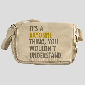 Bayonne Thing Messenger Bag