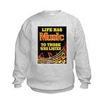 MUSIC Sweatshirt
