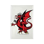 Dragon Rectangle Magnet (10 pack)