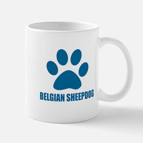Belgian Sheep Dog Designs Mug
